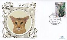 (81232) Guyana Benham FDC chats - 18 Septembre 1986