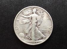 1945-S Liberty Walking Silver Half Dollar U.S. Coin A0568