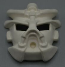 LEGO Bionicle Mask (8566) WHITE Pakari  Nuva  Part Number (43616)