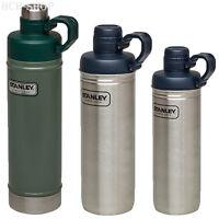 Stanley Vacío Botella agua Botella acero inox. Copa apertura 621 750 798 ml