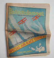 More details for entertainment  section of nevada state journal sept 14 1979 ~ original newspaper