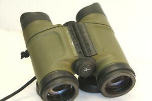 SWAROVSKI..8 x 30 w ..binoculars...nite hunter ...bright and clear
