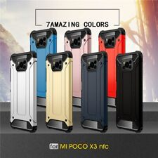 For Xiaomi Poco X3 NFC Case New Hybrid Rugged Armor Shockproof Protective Cover