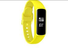 Samsung Galaxy Gear FIT E SM-R375 Smart Ring Bluetooth Sports Watch(yellow)