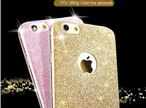 """Luxury Silicone Glitter Shock Proof Phone Case Cover For Apple iPhone 6  6s 4.7"""""""