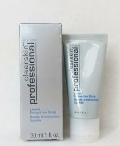 New Avon Clearskin Professional Liquid Extraction Strip for Pores, Blackheads
