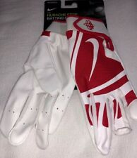 Men's Nike Hurache Edge Batting Gloves (L)