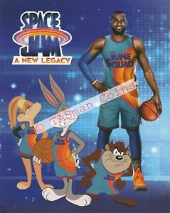 Stamp Pack Australia 2021 Space Jam A New Legacy Self Adhesive Stamps