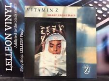 Vitamine Z Sharp Stone Rain LP album vinyle 8388471 A1/B1 pop rock années 80