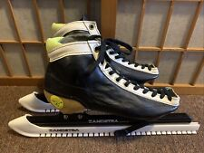 Bont Ice Speed Skates Long  Short Track In-line with Zanstra Blades Size 7, 39EU