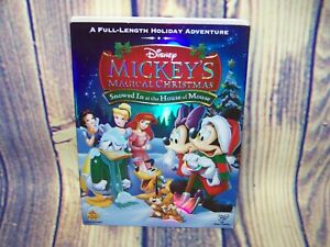 Disney Mickey's Magical Christmas: Snowed In At The House Of Mouse DVD