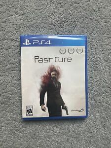 Past Cure PS4 PlayStation 4 *Brand New* Factory Sealed!!!