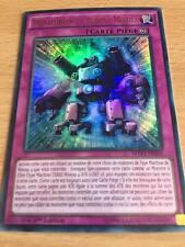 Carte Yu-Gi-Oh! MVP1-FR030 Métalobloc le Blocus Mobile (Ultra Rare) 1ere Edition