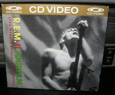 REM MUSIC FROM TOURFILM PROMO CD VIDEO IT'S THE END OF THE WORLD AS WE KNOW IT