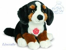 Sitting Bernese  Plush Soft Toy Dog by Teddy Hermann Collection. 92788