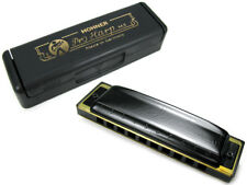 HOHNER PRO HARP HARMONICA Supplied With Case Key Of C