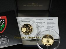 50 Euro 2012 Gold PP Rugby Club Toulonnais - proof -