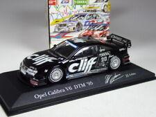 TOP: Minichamps Opel Calibra V6 DTM 1995 #20 Cliff J.J. Lehto in 1:43 in OVP