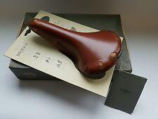 Vintage Brooks Professional Leather Bicycle Bike Seat Saddle with Box Never Used