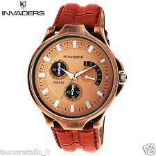 Invaders Crbn Collection INV-CRBN-COP Watch For men