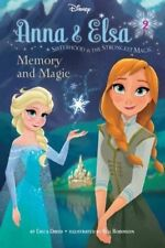 Disney Frozen Anna & Elsa Chapter Book 2: Memory and Magic,Parragon