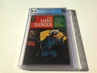 LONE RANGER 15 CGC 9.4 PAINTED COVER COOL SHOOTOUT COVER TONTO GOLD KEY 1969