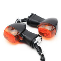 Front Turn Signal Light Lamp For KAWASAKI NINJA 250/500 GPZ500 ZZR600 ZRX 1200S