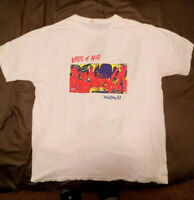 LORDS OF ACID vtg1994 Voodoo U T Shirt Band Concert Tour 90s