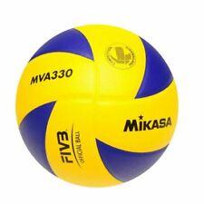 Mikasa Mva330 Volleyball Panel Design