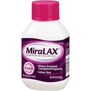 Miralax Laxitive 8.3 oz