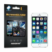 3 ANTI GLARE Membrane Screen Protectors for Apple iPhone 5 / 5G / 5S / 5 - Cover