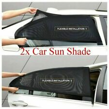 2 Pcs Auto Sun Shade Window Screen Cover Sunshade Protector For Car in Summer
