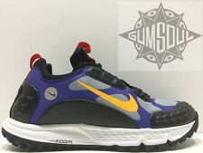 NIKE AIR ZOOM ALBIS '16 ACG BLACK TAXI CONCORD CHILE RED 904334 002 sz 11.5