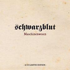 SCHWARZBLUT Maschinenwesen + Sondermaschinen LTD.2CD BOX 2012
