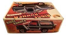 RIDGE RUNNER 4x4 Off Road Ford Bronco MPC 1:25 Vtg 1-0437 Model Kit 80's Truck