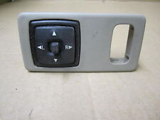MITSUBISHI GALANT 99-03 1999-2003 POWER DOOR MIRROR SWITCH & TAN BEZEL