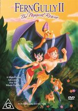 Fern Gully 02 - The Magical Rescue (DVD, 2007)