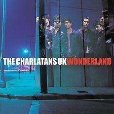 Wonderland Charlatans UK MUSIC CD