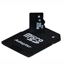 8GB High Speed Micro Secure Digital Memory Card Class4 Fast TF + Free Adapter