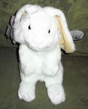 "12"" Plush White Bunny Rabbit by Gund - NWT"