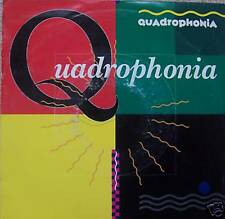"QUADROPHONIA - Quadrophonia REMIX - 7"" Single PS"