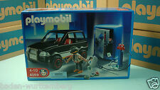 Playmobil 4059 city life robber car mint in Box MIBNO for collectors new 174