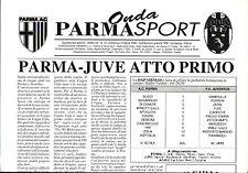 UEFA Cup Final 94/95 AC PARMA-JUVENTUS TORINO, 03.05.1995