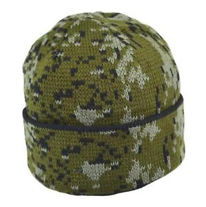 "Russian Army Military Beanie Hat ""CHECHENKA"" Digital Flora"