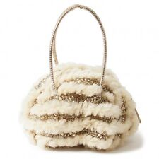 ANTEPRIMA Fur switching wire design bag(K-47987)