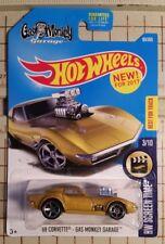 Hot Wheels '68 Corvette-Gas Monkey Garage