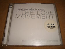 A TRIBE CALLED QUEST - The Love Movement  (LIMITED EDITION mit 2 CDs)