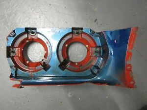 72 Ford Gran Torino Ranchero RH Headlight Headlamp Backing Housing Surround USED