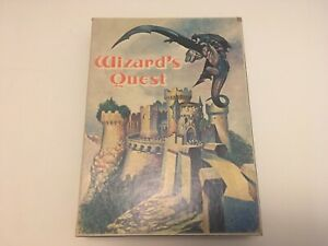 Wizard's Quest Avalon Hill