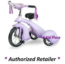 MORGAN CYCLE LAVENDER STEEL VINTAGE RETRO STYLE TRICYCLE TRIKE PURPLE GIRLS NEW